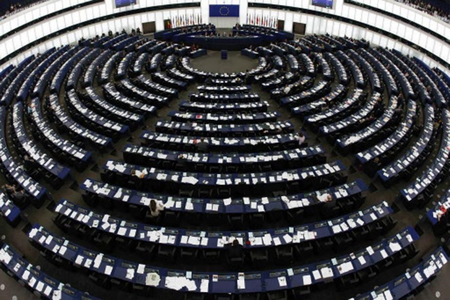 Le Parlement européen a exercé pour la première... (Photo: Reuters)