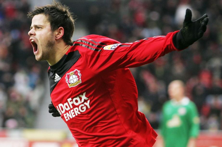 Tranquillo Barnetta, du Bayer Leverkusen... (Photo: AFP)
