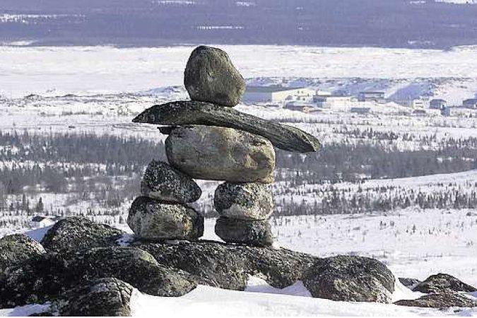 «On voit le Nord comme un territoire dont... (Photo Jacques Boissinot, Archives La Presse Canadienne)