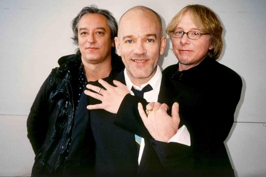 Le groupe R.E.M.... (Photo: Warner Bros)