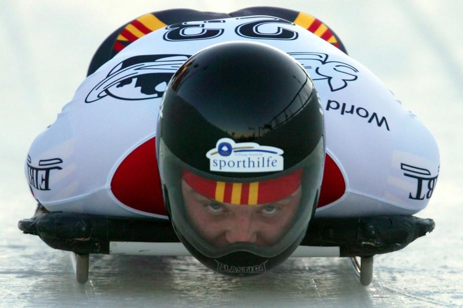 L'Allemand Sebastian Haupt... (Photo: Reuters)