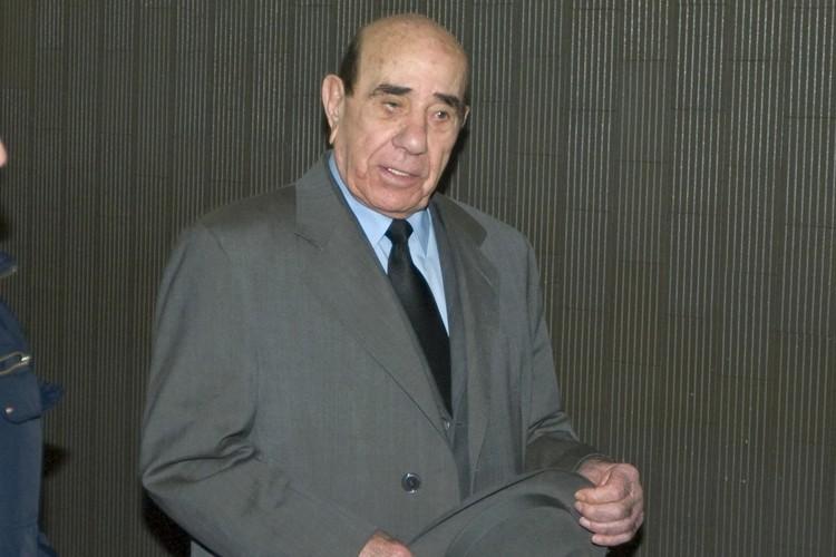 Nicolo Rizzuto a plaidé coupable à des accusations... (Photo: Alain Roberge, La Presse)