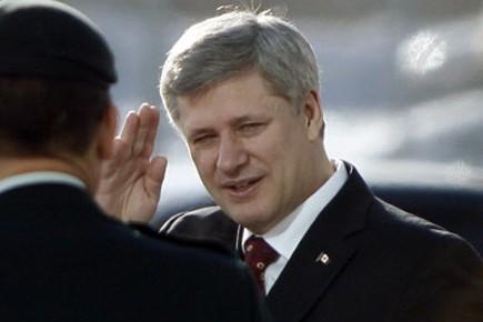 Le Canada joint sa voix à celles de la Russie et des... (Photo: Reuters)