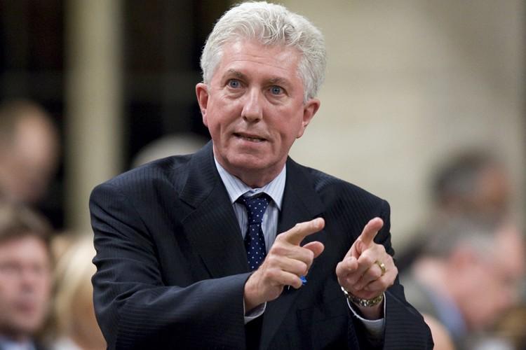 Le chef du Bloc québécois, Gilles Duceppe... (Photo: PC)