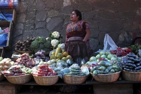 Les marchés du Guatemala sont à l'image du... (Photo: Reuters)