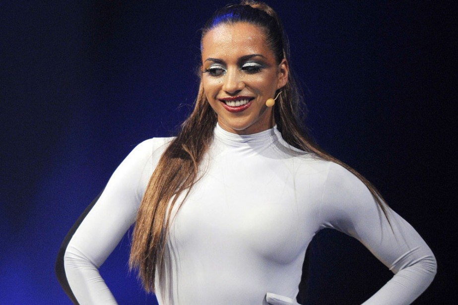 Nadja Benaissa... (Photo: AFP)