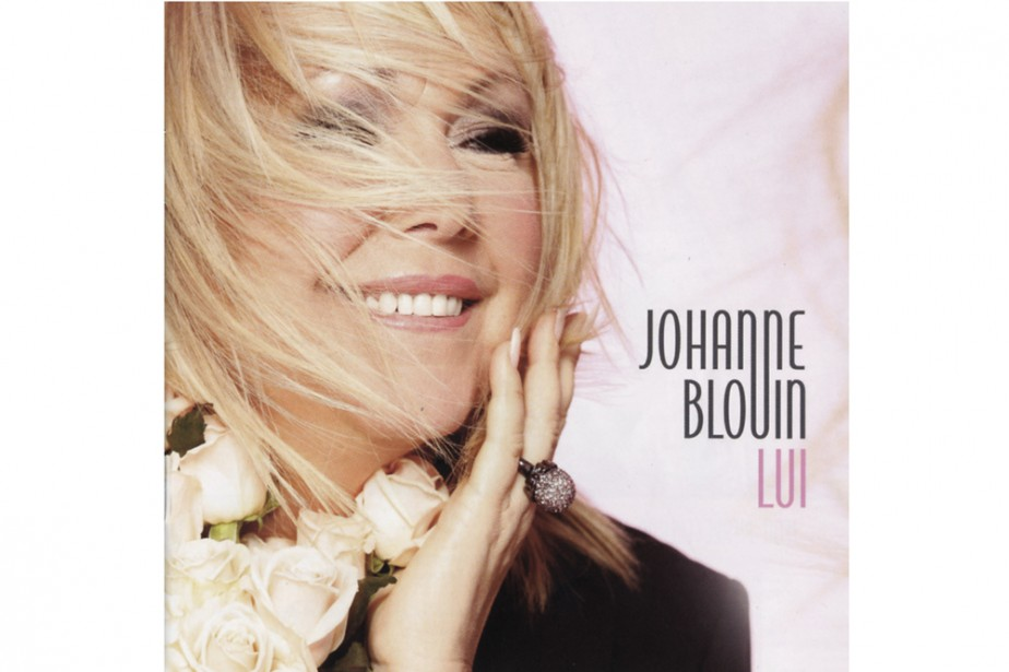 Pochette cd de Johanne Blouin...