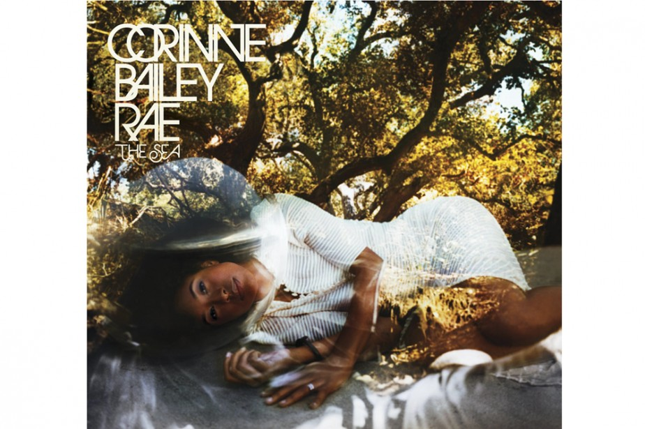Pochette cd de Corinne Bailey Rae... (Photo AP)