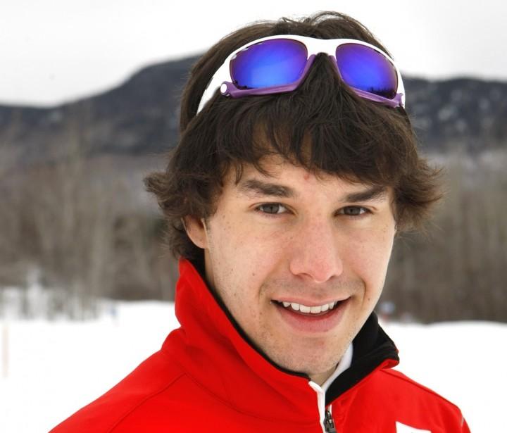 Le fondeur olympique Alex Harvey, fils de Pierre.... (PHOTO: ARCHIVES LE SOLEIL)