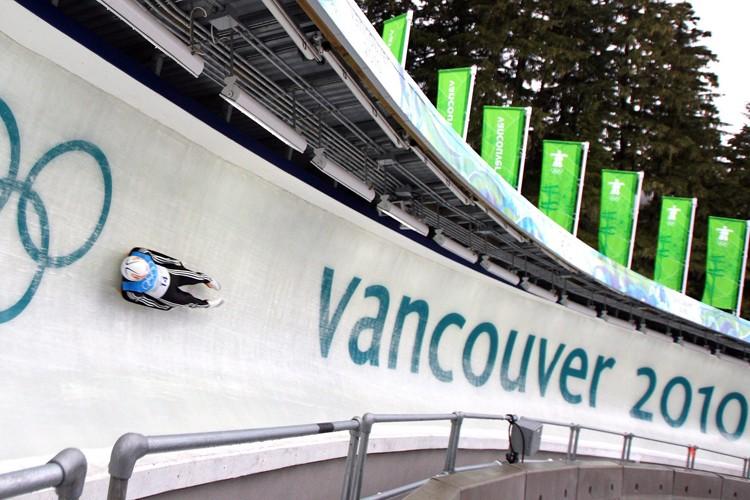 La piste de luge et de bobsleigh de... (Photo: PC)