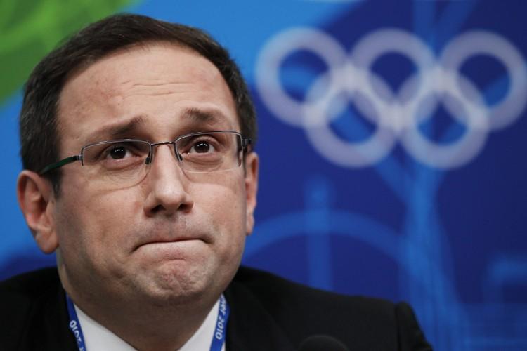 Le ministre de la Culture et des Sports... (Photo: AP)