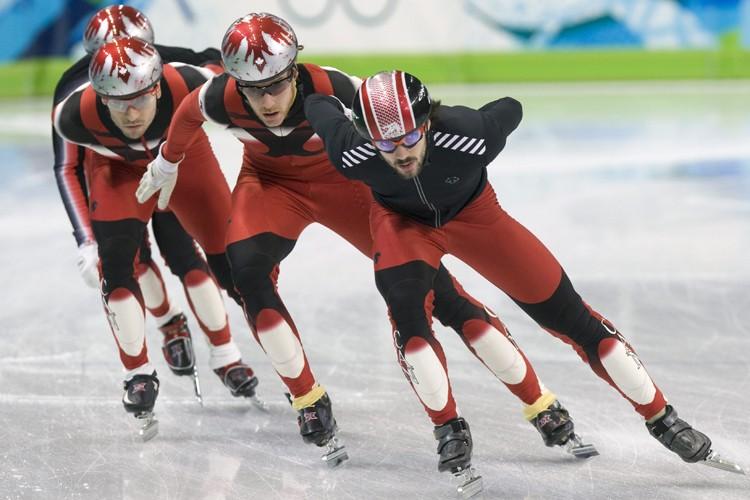 Les patineurs de vitesse ont remporté 10 des... (Photo: PC)