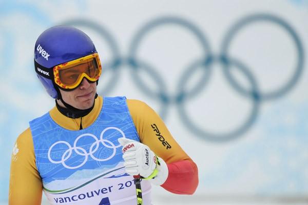 Érik Guay.... (Photo Reuters)