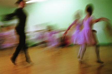 Depuis quelques années, le public des Grands Ballets... (Photothèque: La Presse)
