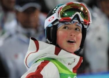 La Montréalaise Jennifer Heil a donné au Canada... (AFP)