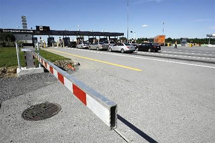La Customs and Border Protection des Etats-Unis n'hésite... (Photo: François Roy, archives La Presse)