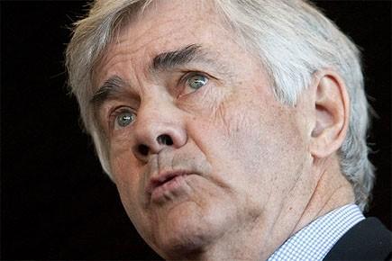 Le ministre fédéral des Affaires étrangères, Lawrence Cannon,... (Photo: PC)