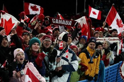 Les organisateurs des Jeux olympiques de Vancouver... (Photo: Darryl Dyck, PC)