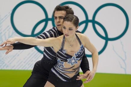 Le duo canadien composé de Jessica Dubé et... (Photo: André Pichette, La Presse)