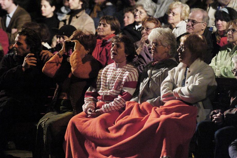«Le public des arts d'interprétation traditionnels a vieilli»,... (Photo: André Tremblay, La Presse)