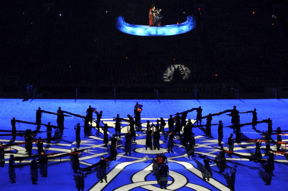 Deux Canadiens sur trois auraient regardé... (Photo: Bernard Brault, La Presse)