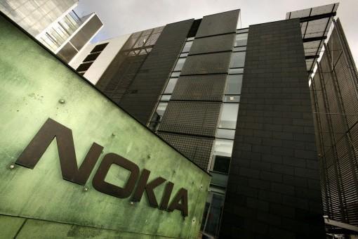 Le centre de recherche de Nokia à Helsinki... (Photo: AFP)