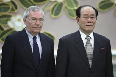 Lynn Pascoe, l'envoyé spéciale de Ban Ki-moon en... (Photo: AP)