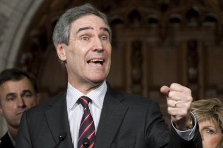 Michael Ignatieff... (Photo: PC)