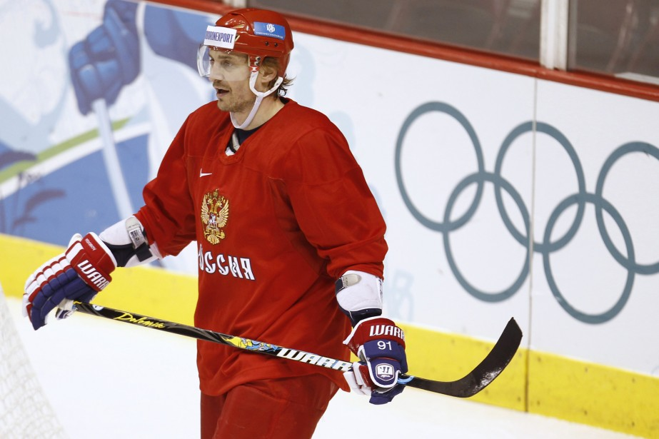 Sergei Federov... (Photo: Reuters)
