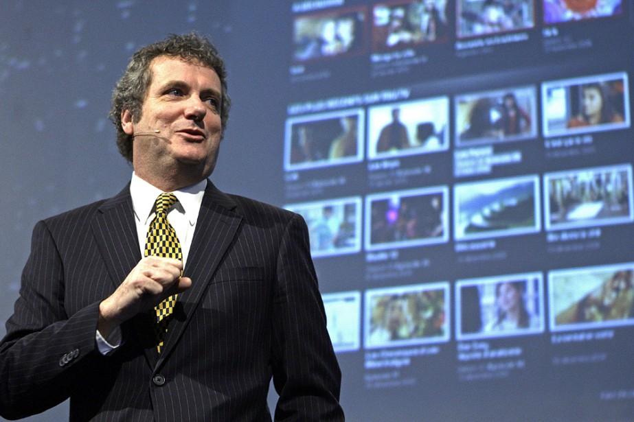 Le vice-président des services français de Radio-Canada, Sylvain... (Photo: Robert Mailloux, La Presse)