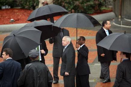 John McCain, sénateur de l'Arizona et ex-candidat républicain... (Photo: Todd Heisler, archives the new york times)
