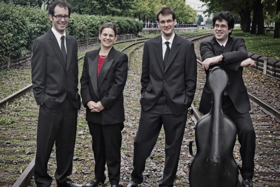 Le Quatuor Molinari...