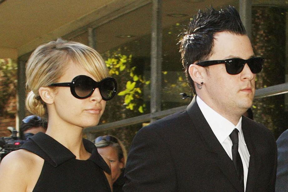 Nicole Richie est fiancée à son compagnon de... (Photo: Reuters)