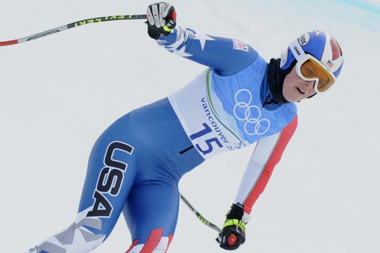 Lindsey Vonn... (Photo: AFP)
