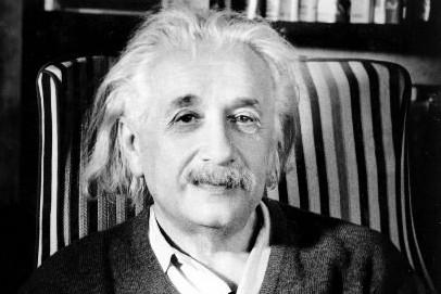 Le physicien Albert Einstein... (Photo: archives AFP)