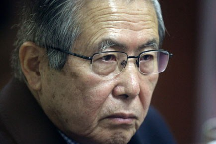 L'ancien chef de l'État, âgé de 71 ans,... (Photo: Reuters)