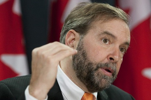 Le chef-adjoint du NPD Thomas Mulcair... (Photo: PC)