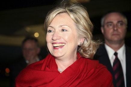 La secrétaire d'État américaine Hillary Clinton.... (Photo: Reuters)