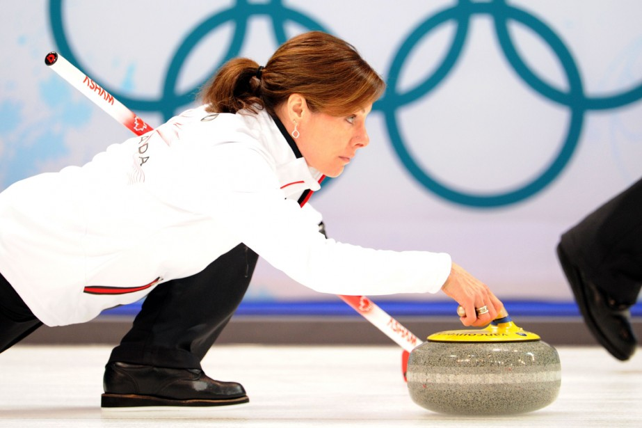 Cheryl Bernard... (Photo: AFP)