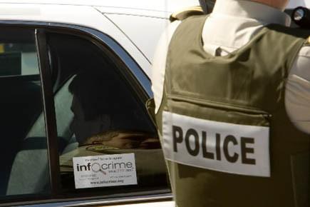 La police de Montréal a arrêté mercredi neuf individus... (Archives La Presse)