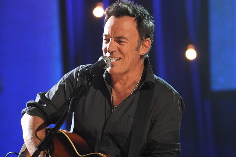 Bruce Springsteen... (Photo: AP)