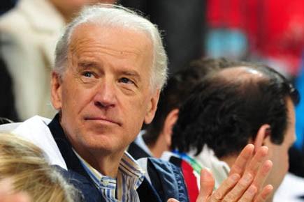 Joe Biden à Vancouver.... (Photo: AFP)