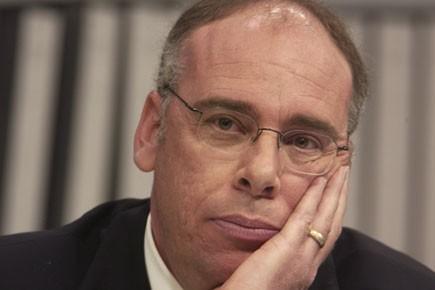 Serge Gosselin lors de son témoignage devant la... (Photo: Martin Tremblay, archives La Presse)
