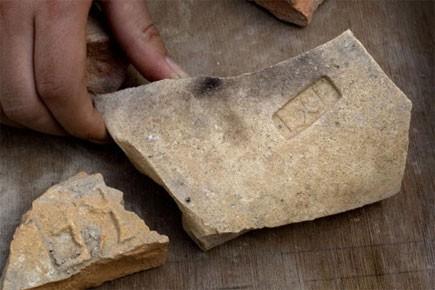 Des archéologues israéliens ont annoncé mercredi avoir découvert... (Photo: AP)