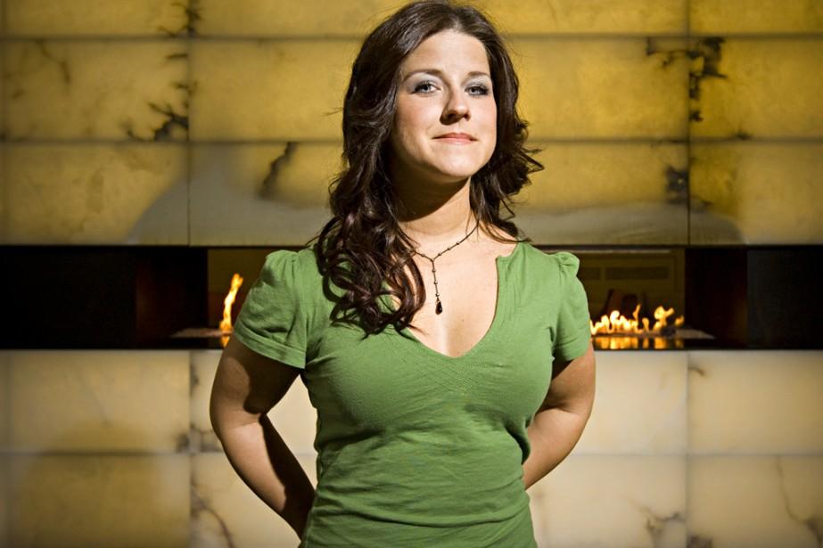 Marie-Élaine Thibert... (Photo: François Roy, La Presse)