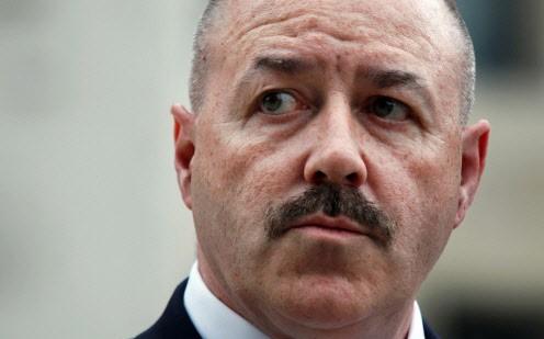 L'ancien commissaire de police de New York Bernard... (Photo: AFP)