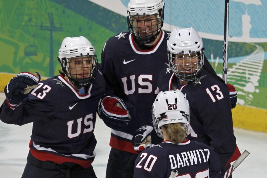 Les Américaines sont demeurées invaincues en ronde... (Photo: Reuters)