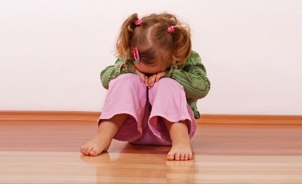 Les enfants qui reçoivent fréquemment une fessée à trois ans ont toutes les...