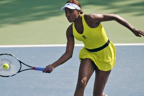 Venus Williams... (Photo: AP)