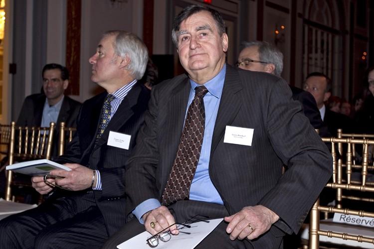 Selon 27% des Québécois, Lucien Bouchard ferait le... (Photo: Alain Roberge, La Presse)